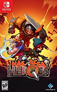 Has Been Heroes Nintendo Switch(Versione USA, importato)