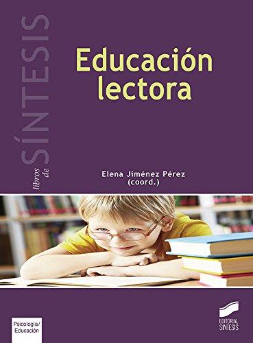 Educación lectora (Libros de Síntesis)
