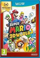 Nintendo Super Mario 3D World - SelectsNintendo Sw WiiU 2328349 Super Mario 3D World SelSpecifiche:PiattaformaWiiUGenerePlatformClassificazione PEGI3+