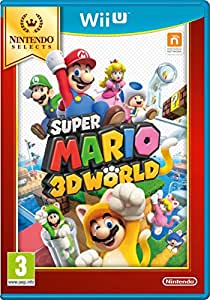 Super Mario 3D World Selects (Nintendo Wii U)