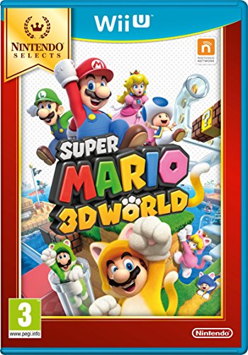 Wiiu Super Mario 3D World (Eu)