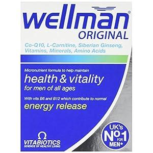 Wellman Vitabiotics Original – 30 Tablets