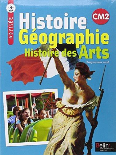 Histoire Gographie Histoire des Arts CM2 : Programmes 2008 by Arthur Cattiaux (2012-02-02)