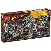 Lego Indiana Jones 7196 Chauchilla Cemetery Battaglia Set