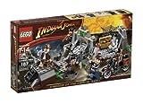 LEGO Indiana Jones 7196: Kingdom Of The Crystal Skull.