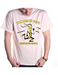 Vamonos Pest T-Shirt by Old Skool Hooligans