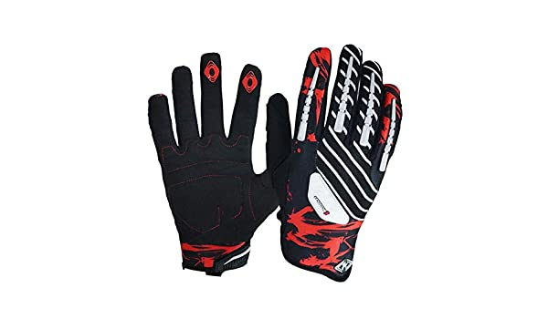 Rouoi Motorcycle Waterproof Winter Men And Women Outdoor Riding Racing Cold Gloves