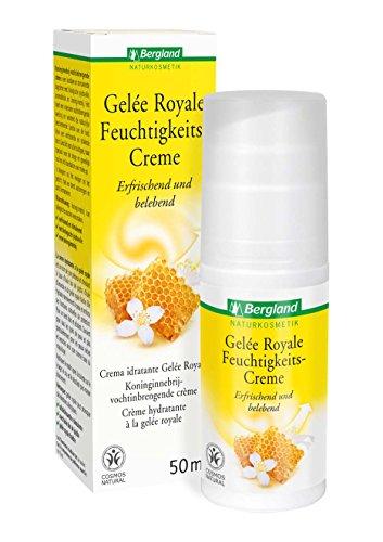 Bergland Gelée Royale Feuchtigkeitscreme, 1er Pack (1 x 50 ml)