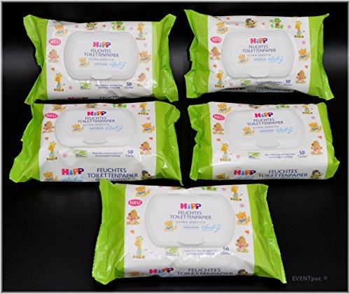 5x-hipp-babysanft-feuchtes-kinder-toilettenpapier-50-stuck-5er-pack-artnr-9577-pzn-11726728-exclusiv