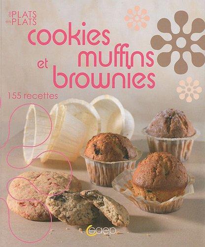 Cookies, muffins et brownies