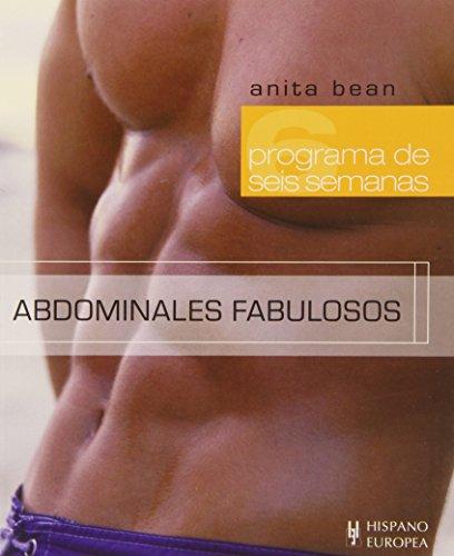 Portada del libro Abdominales fabulosos (Programa de 6 semanas)