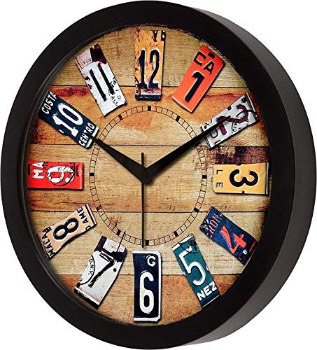 CRAFTS WORLD Fancy Wall Clock