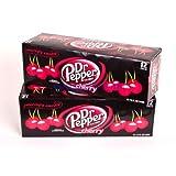 Dr Pepper Cherry 12 oz. (355 mL) - 24 Pack