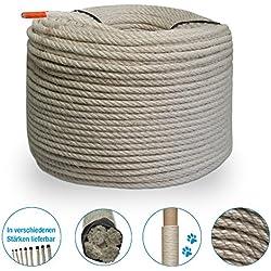 Grevinga® Sisal-Seil Ø 8 mm (versch. Längen) (10 Meter)