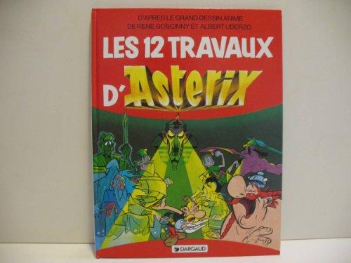 Asterix French Dargaud: Les Douze Travaux D'Asterix par Gosciny, Uderzo