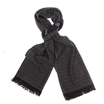 Azzaro - Echarpe, gants, bonnet echarpe - Noir - Homme