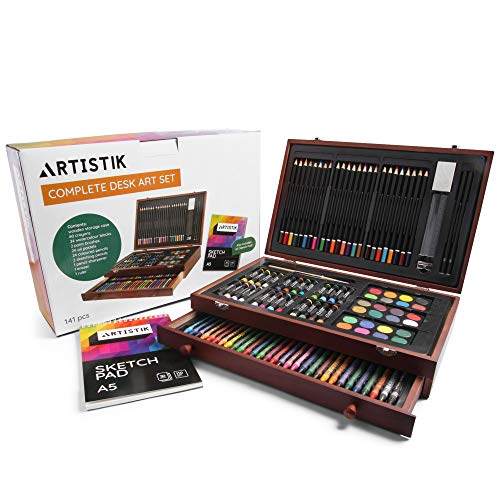 Deluxe Art Set Professional Sketching