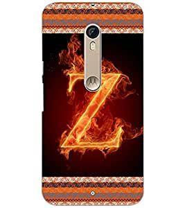 Printdhaba Grandbet Z D-2555 Back Case Cover For Motorola Moto X Style