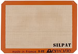 Silpat 11-5/8-by-16-1/2-Inch Nonstick Silicone Baking Mat