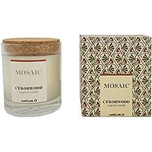 Souvenir de Barcelona · Vela olor en caja regalo modernista · Buen precio y calidad ·