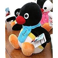 Estrellas character pingüino de peluche de la felpa negro 25 ...