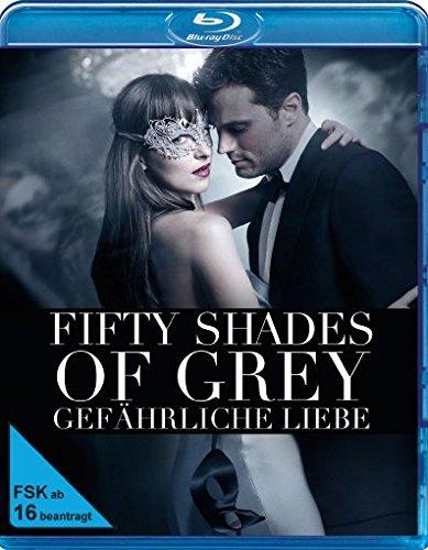 Fifty Shades of Grey - Gefährliche Liebe [Blu-ray]