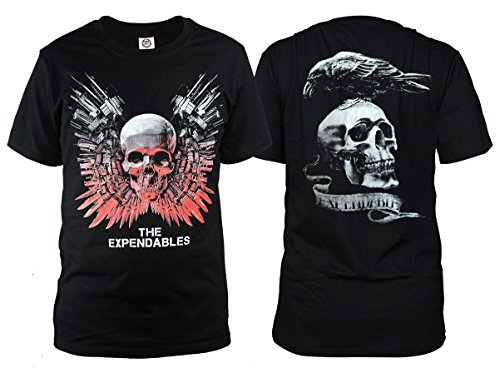 Der Expendables 3Sylvester Stallone gardenzio Lucky Skull? Guila Shirt S -