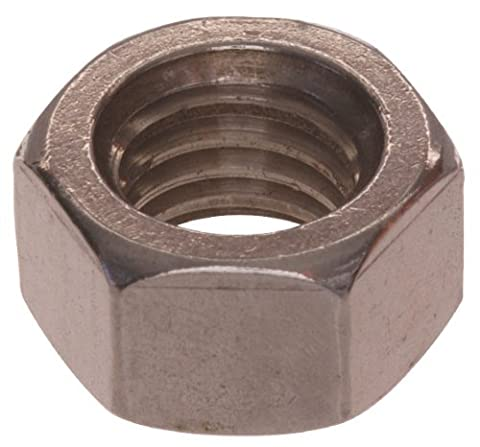 The Hillman Group 2525 4-40 Hex Machine Screw Nut, Stainless Steel, 30-Pack by The Hillman Group