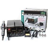 Estación repair de soldadura y aire caliente para SMD - Calidad garantizada