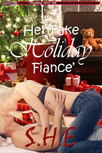 Her Fake Holiday Fiance' book cover