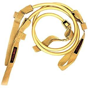 Gymstick Original – Ersatztubing (Paar) Gold