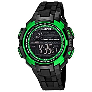 Calypso watches Jungen-Armbanduhr Digital Quarz Plastik K5595/5