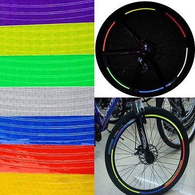 dealbox-32-stripes-4-colors-fluorescent-mtb-bike-car-bicycle-sticker-cycling-wheel-rim-reflective-ta