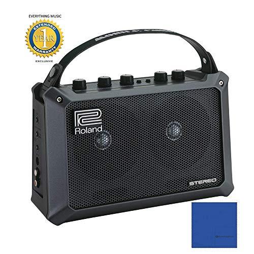 Roland Mobile Cube Batteriebetriebene Stereo-Gitarren-Combo-Verstärker (Batteriebetriebene Mobile)