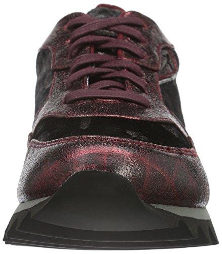 Tamaris Damen 23610 Sneakers Rot (Bordeaux Comb 550)