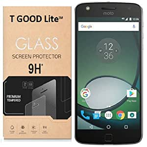 T GOOD Lite Tempered Glass Guard for Moto Z Play