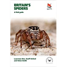Britain's Spiders: A Field Guide (WILDGuides) (Britain's Wildlife)