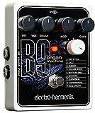 Electro-Harmonix chiave 9chitarra elettrica Single effetto, silver
