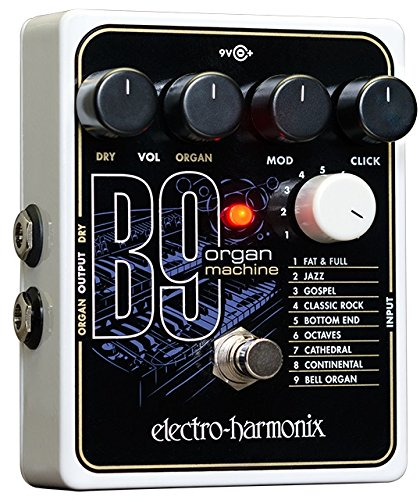 Electro-Harmonix Key 9 Electric Guitar Single Effect