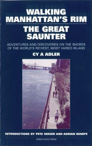 Walking Manhattan's Rim: The Great Saunter (English Edition)