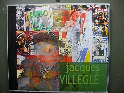 Jacques Villegl catalogue expo Villegl Techno Rap Vieille Eglise Saint Vincent Mrignac 1999