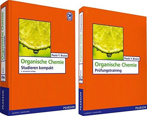 VP Organische Chemie Studieren kompakt + Prüfungstraining (Pearson Studium - Chemie)