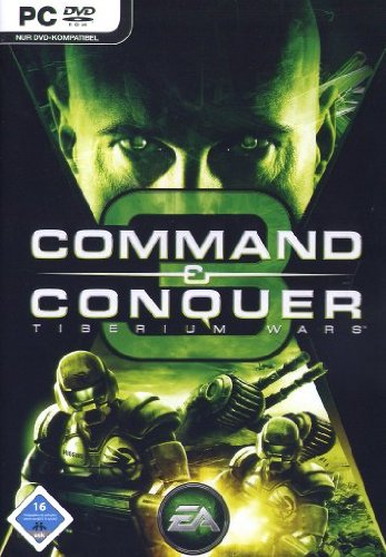 Electronic Arts Command & Conquer 3 Tiberium Wars PC - Juego (DEU, 6144 MB, 512 MB, 2.0 GHz)