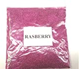 100G RASBERRY GLITTER NAIL ART CRAFT FLORISTRY WINE GLASS