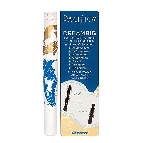 Pacifica Dream Big Lash Extending 7 in 1 Natural Mascara Black