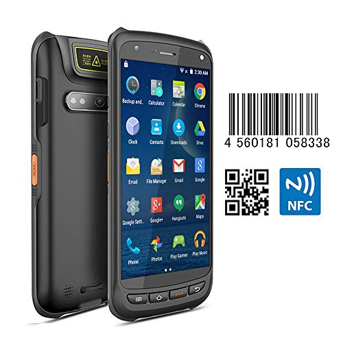3G 4G robusto palmare Android 7.0 POS Terminal MUNBYN 2D NFC Android Scanner