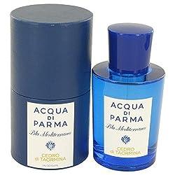 Blu Mediterraneo Cedro Di Taormina by Acqua Di Parma Eau De Toilette Spray 2. 5 oz for Women