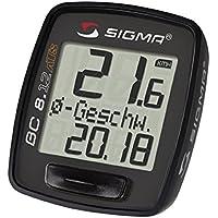 Sigma Sport Bc 8.12 Ats Fahrradcomputer