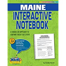 Maine Interactive Notebook: A Hands-On Approach to Learning about Our State!