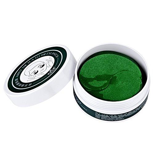 Matcha Straffende Anti-Falten-Augenmaske zur Beseitigung von Falten Schwarzauge und Extra-Fett